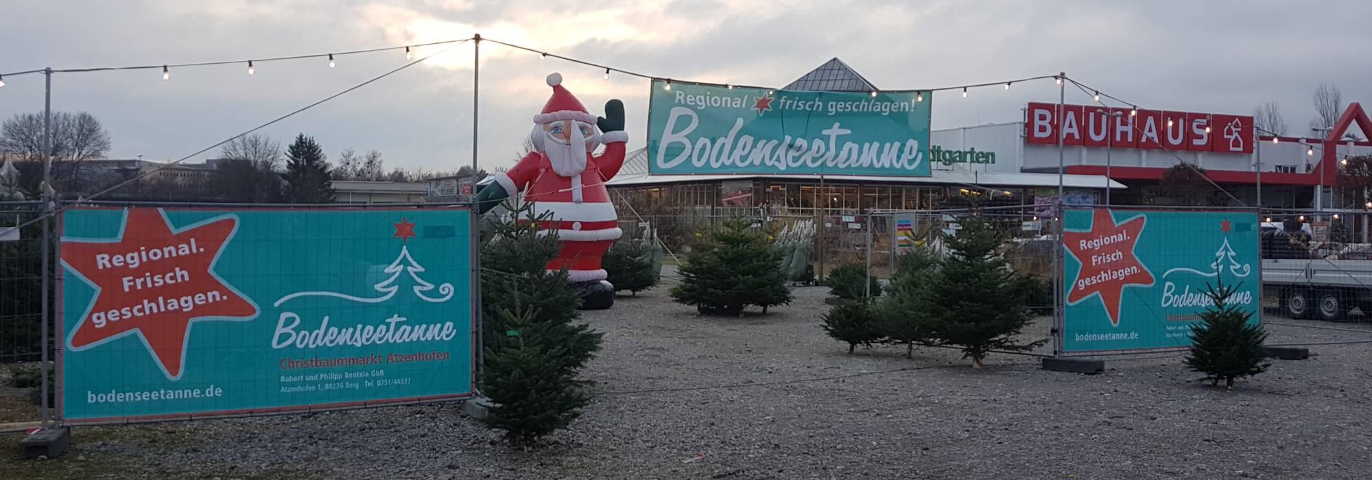 Bauhaus Ravensburg öffnungszeiten : anfahrt atzenhofen bodenseetanne christbaummarkt atzenhofen der eventbauer ~ Watch28wear.com Haus und Dekorationen